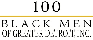 100 Black Men Of Greater Detroit Retina Logo