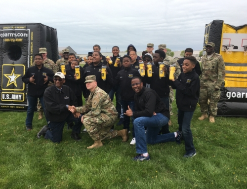 Project Success Visit to Selfridge Air National Guard Base