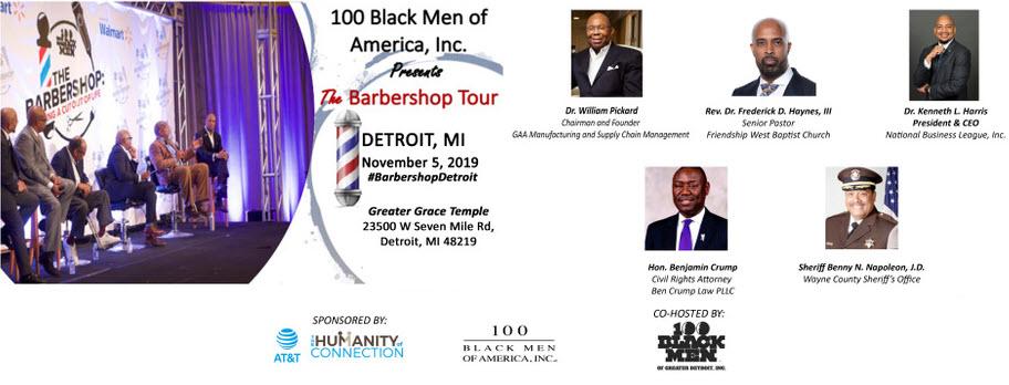 Detroit Barber Shop Tour