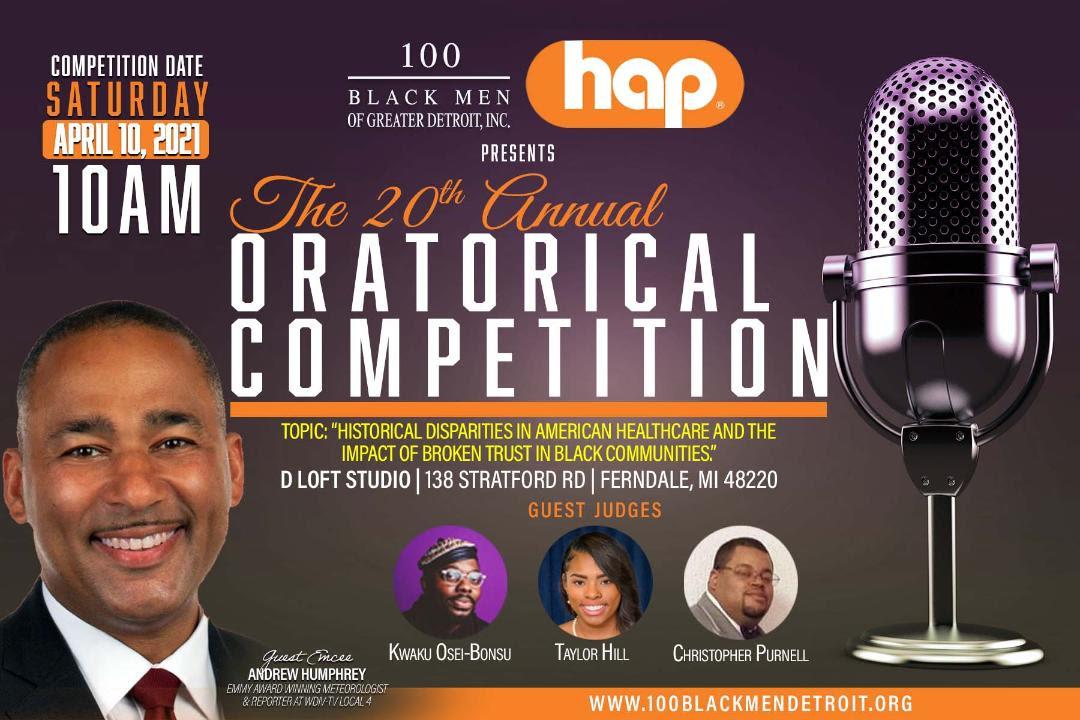 20th oratorical contest