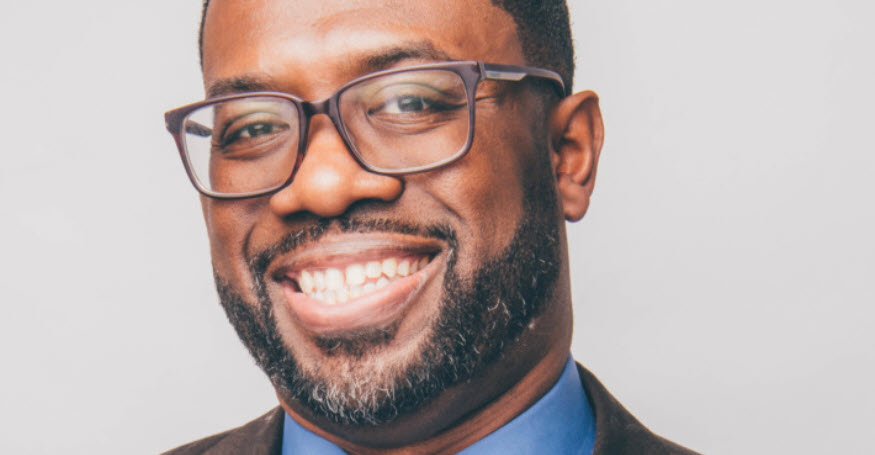Terry Whitfiled, Program Officer, The Skillman Foundation and 100 Black Men Member